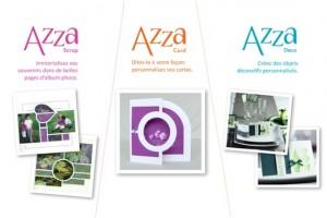 Azza image presentation